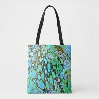 Tote Bag Plaisir vert Fourre-tout