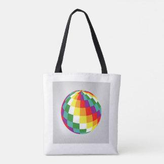 Tote Bag Planète de couleurs