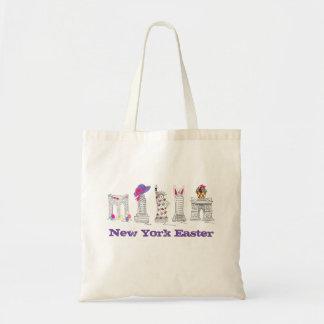 Tote Bag Points de repère Fourre-tout du défilé NYC de New