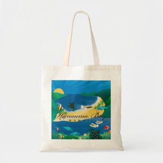 Tote Bag Poissons d'Hawaï Humuhumunukunukuapua'a
