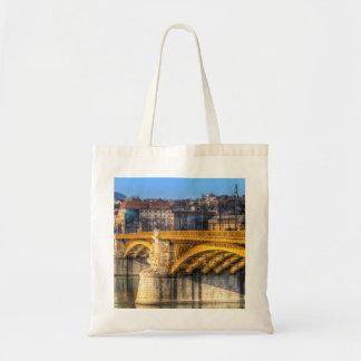 Tote Bag Pont Budapest de Margaret