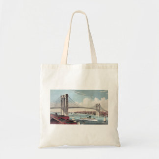 Tote Bag Pont de Brooklyn Fourre-tout