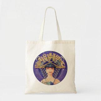 Tote Bag PORTRAIT AVEC le CASQUE D'OR ((sac fourre-tout)