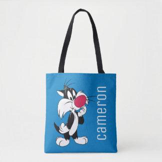 Tote Bag Pose classique de Jr. | de Sylvester