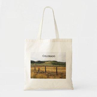 Tote Bag prairie dans le Colorado