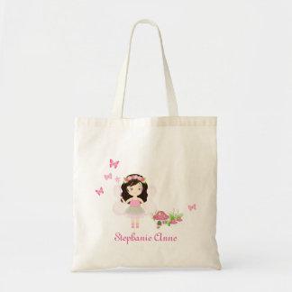 Tote Bag Princesse de fée de région boisée