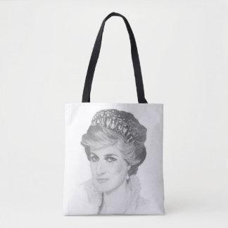 Tote Bag Princesse Diana