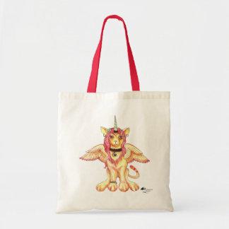 Tote Bag Princesse magique Unique-Maïs d'or de licorne de