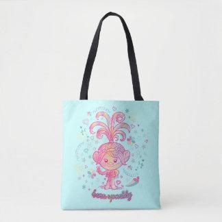 Tote Bag Princesse Poppy des trolls |