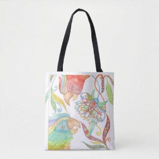 Tote Bag Printemps en Amazonie