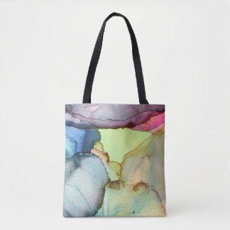 Tote Bag Printemps - Inkwork par Karen Ruane