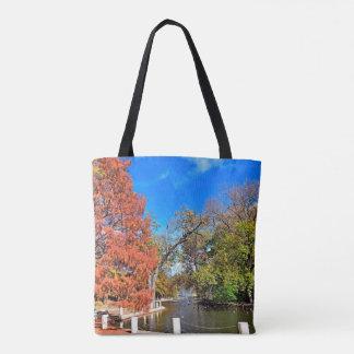 Tote Bag Promenade en parc