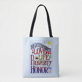 Tote Bag Proverbe 21