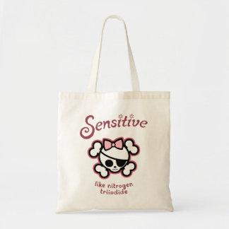 Tote Bag Psychopathe sensible