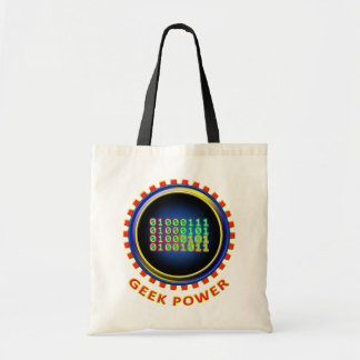Tote Bag Puissance de geek