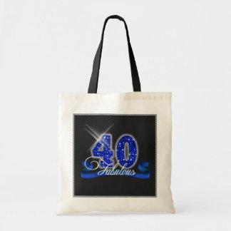 Tote Bag Quarante étincelle fabuleuse ID191