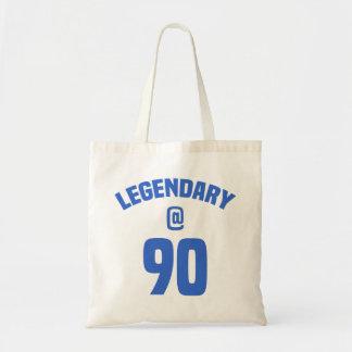 Tote Bag Quatre-vingt-dixième anniversaire légendaire