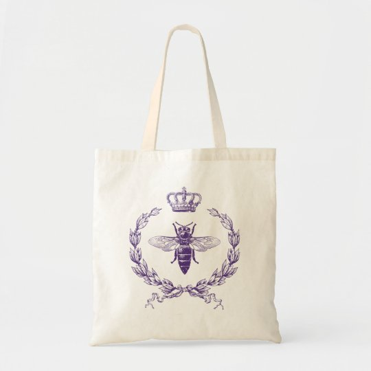 Tote Bag Queen Bee