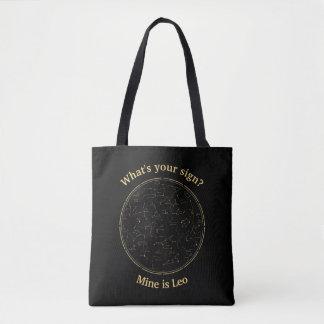 Tote Bag Quel est votre signe ?