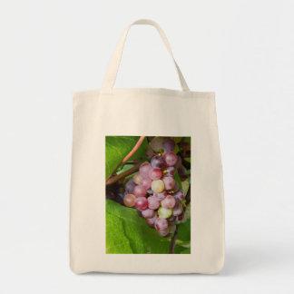 Tote Bag Raisins sur l'épicerie Fourre-tout de vigne