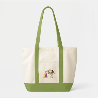 Tote Bag Rapunzel | Besties 4Ever