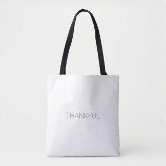 Tote Bag Reconnaissant