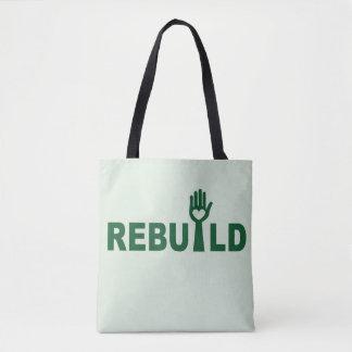 Tote Bag Reconstruisez le perdu avec amour