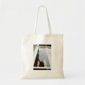 Tote Bag Réflexion néerlandaise de fenêtre de photographie