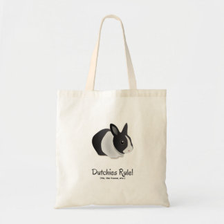 Tote Bag Règle de Dutchies