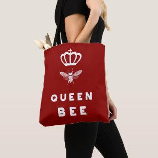 Tote Bag Reine des abeilles. Couronne. Énonciations