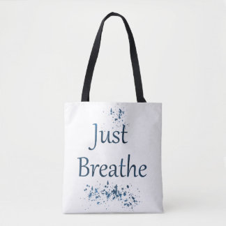Tote Bag Respirez juste