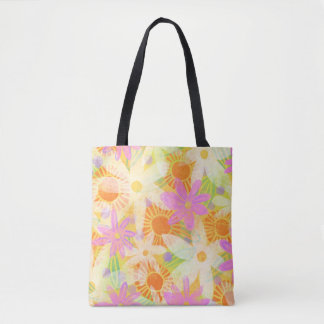 Tote Bag Ressort Fourre-tout floral
