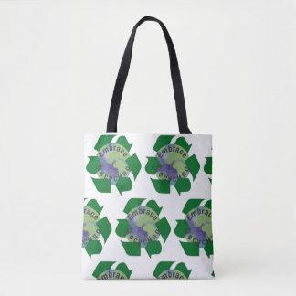 Tote Bag Réutilisation d'étreinte