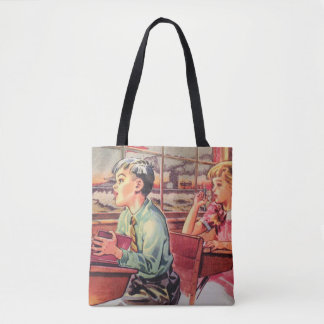 Tote Bag Rêves de Billy