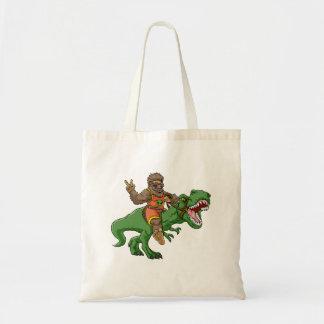 Tote Bag rex Bigfoot de rex-T de la Bigfoot-bande dessinée