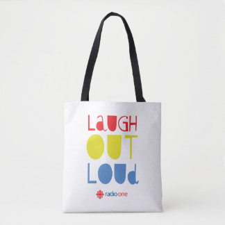 Tote Bag Rire fort