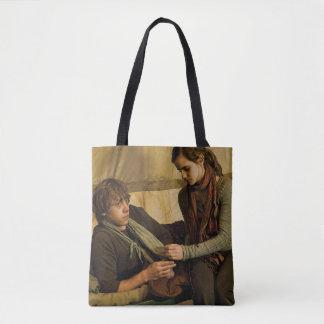 Tote Bag Ron et Hermione 1