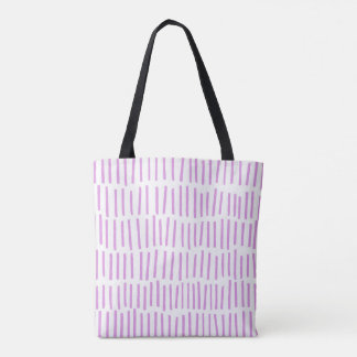 Tote Bag Rose de tiret de Scandi
