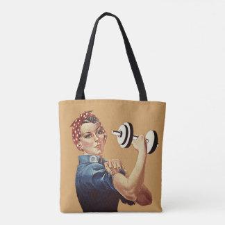 Tote Bag Rosie le poussoir de puissance