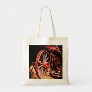 Tote Bag Roues rouges