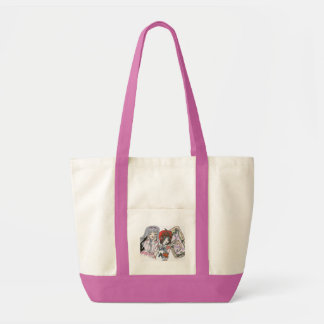 Tote Bag Sakura et Tiffany