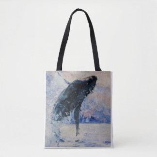 Tote Bag Sauter pour la joie