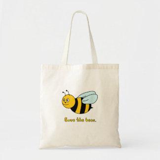 Tote Bag 'Sauvez les abeilles