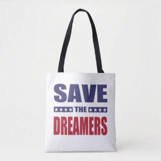 Tote Bag Sauvez les rêveurs