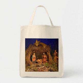 Tote Bag Scène de nativité