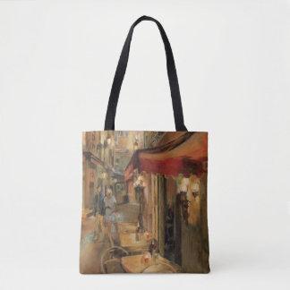 Tote Bag Scène de rue de Paris