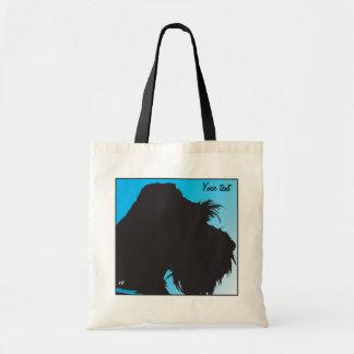 Tote Bag Schnauzer