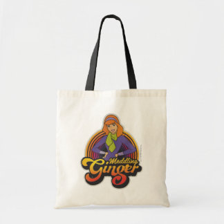 "Tote Bag Scooby-Doo | ""gingembre de ingérence"" Daphne"