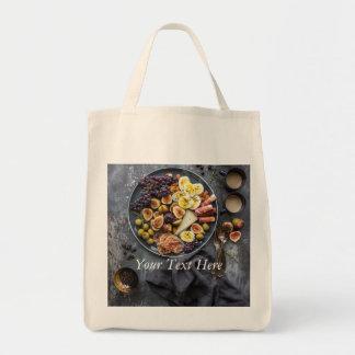 Tote Bag Sélection italienne de nourriture