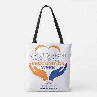 Tote Bag Semaine Fourre-tout #2 de reconnaissance de DSP